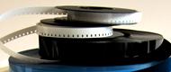 Film aanloopstrook / Filmvorspann / Film leader